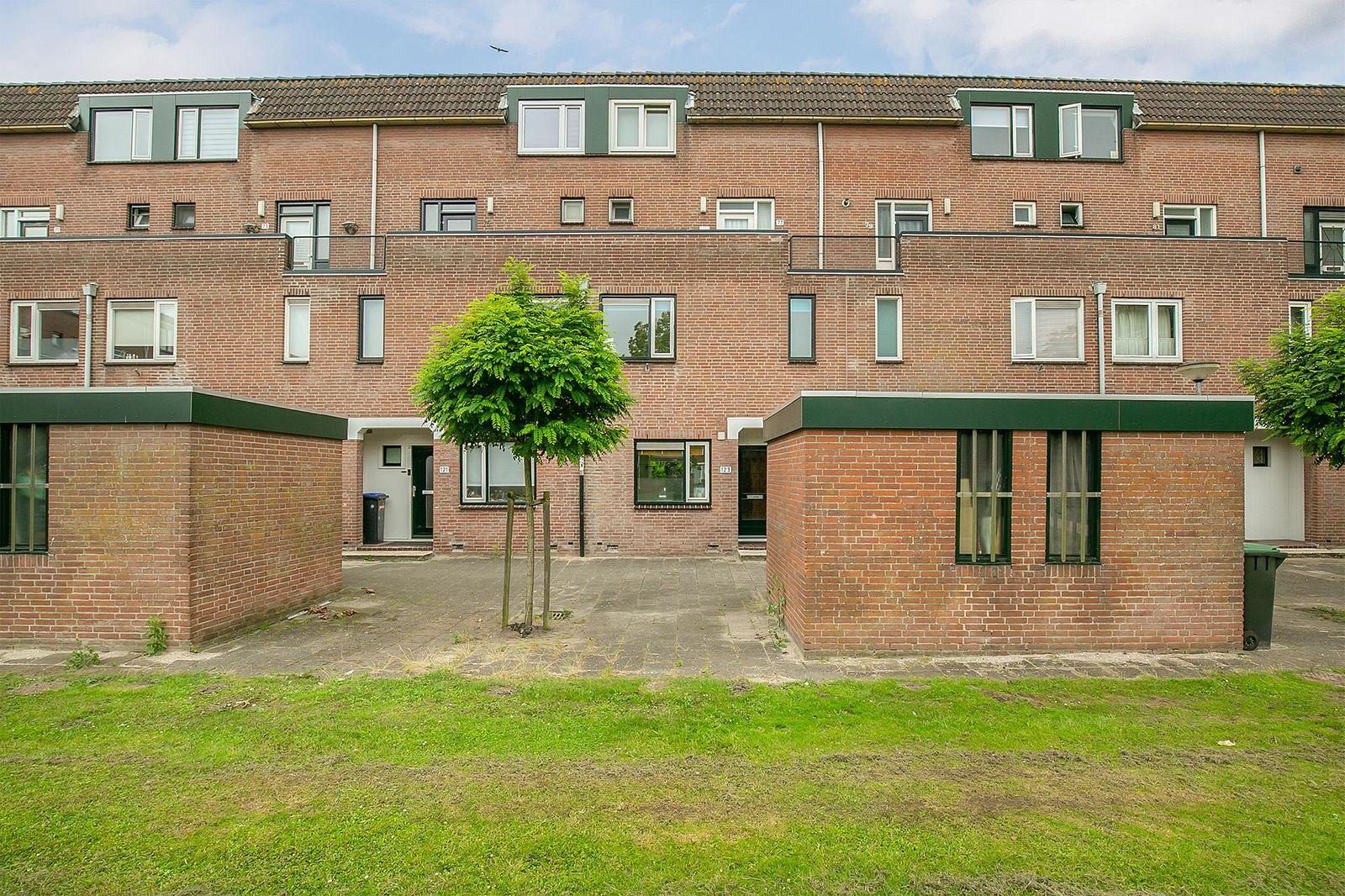 Meindert Hobbemastraat 123, Dordrecht