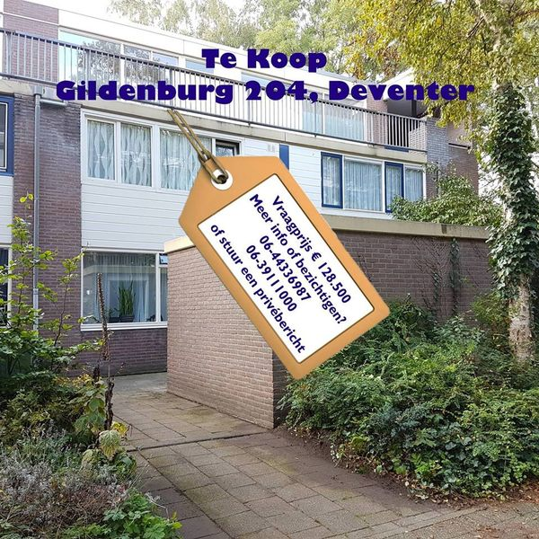 Gildenburg 204, Deventer