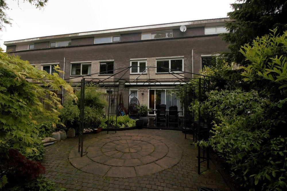 Zijderupsstraat, Almere