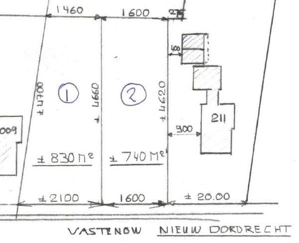 Vastenow 2101, Nieuw-Dordrecht