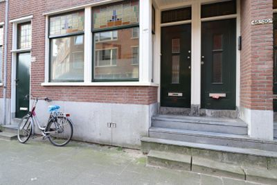Bergpolderstraat, Rotterdam