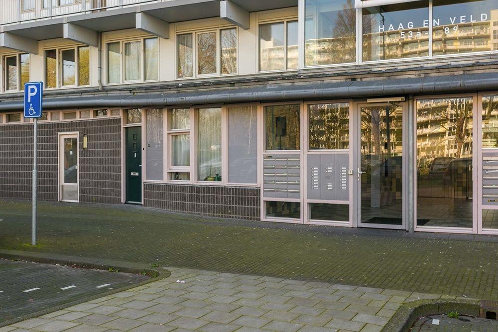Haag En Veld 52, Amsterdam