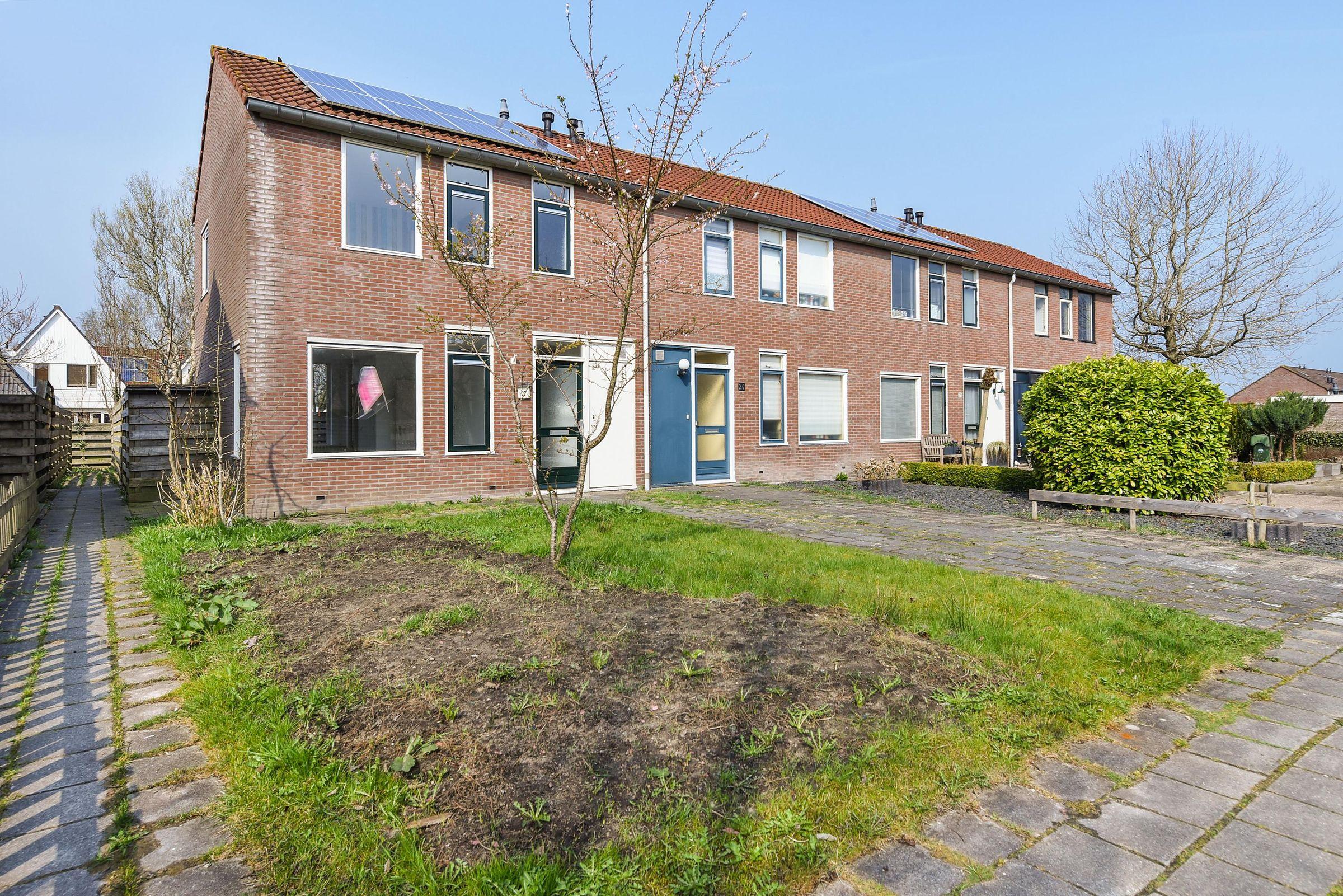 Weidemaad 27, Oosterwolde