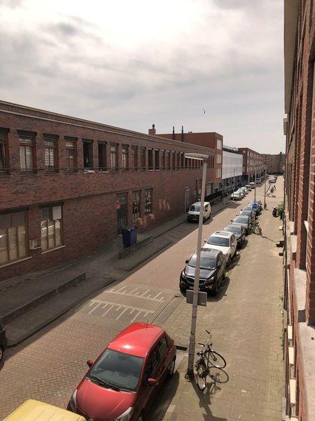 Polderstraat, Rotterdam