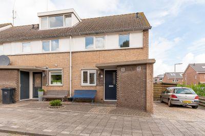 Willem Barentsstraat 1, Hoek Van Holland