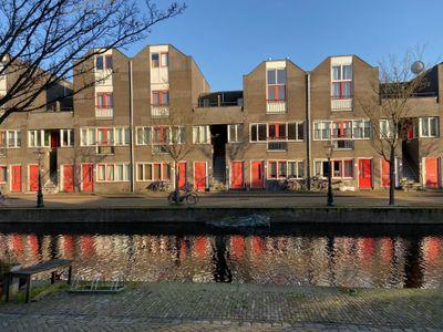 Oranjegracht, Leiden