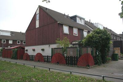 Orteliuspad 16, Hoek Van Holland