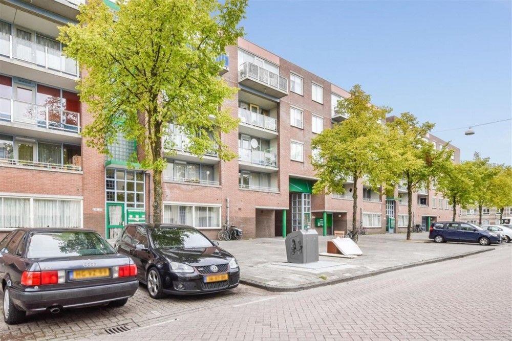 Charlotte Brontestraat, Amsterdam