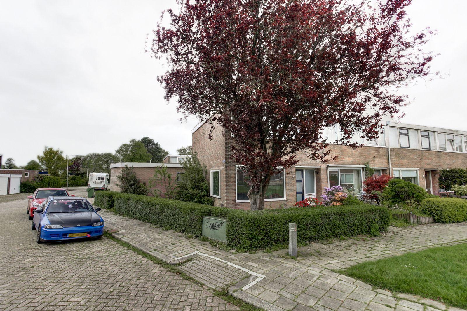 Marningeweg 2, Leeuwarden