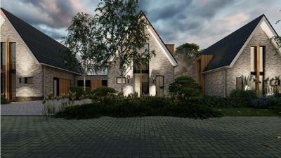 Olmentuin levensloopwoningen - sit. 3 0ong, Steenbergen
