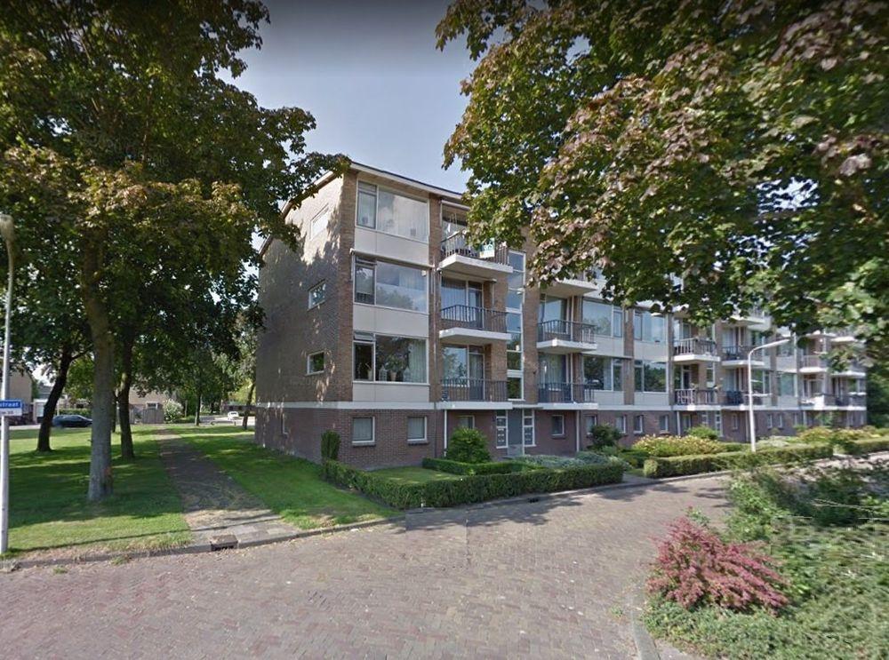 Irisstraat, Hoogeveen