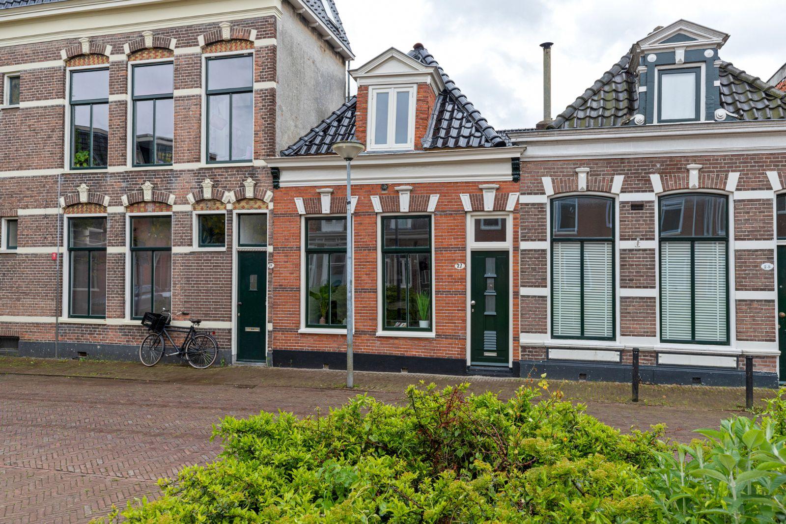 Radebinnensingel 27, Groningen