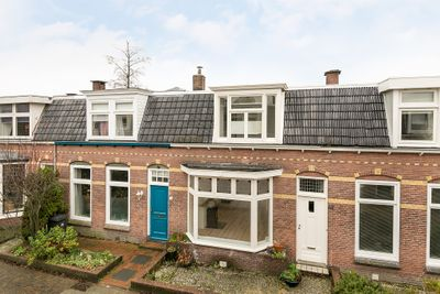 Schalk Burgerstraat 12, Leeuwarden
