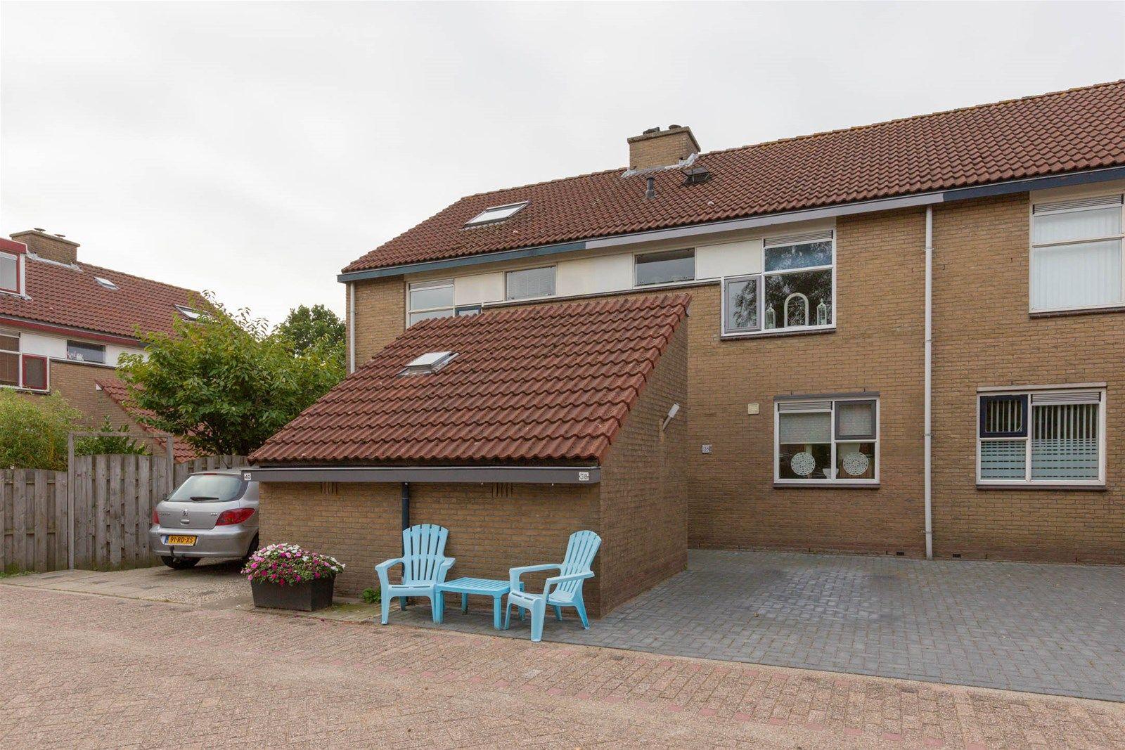 Dwerggrashof 38, Almere