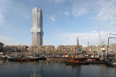 Baan 52v, Rotterdam