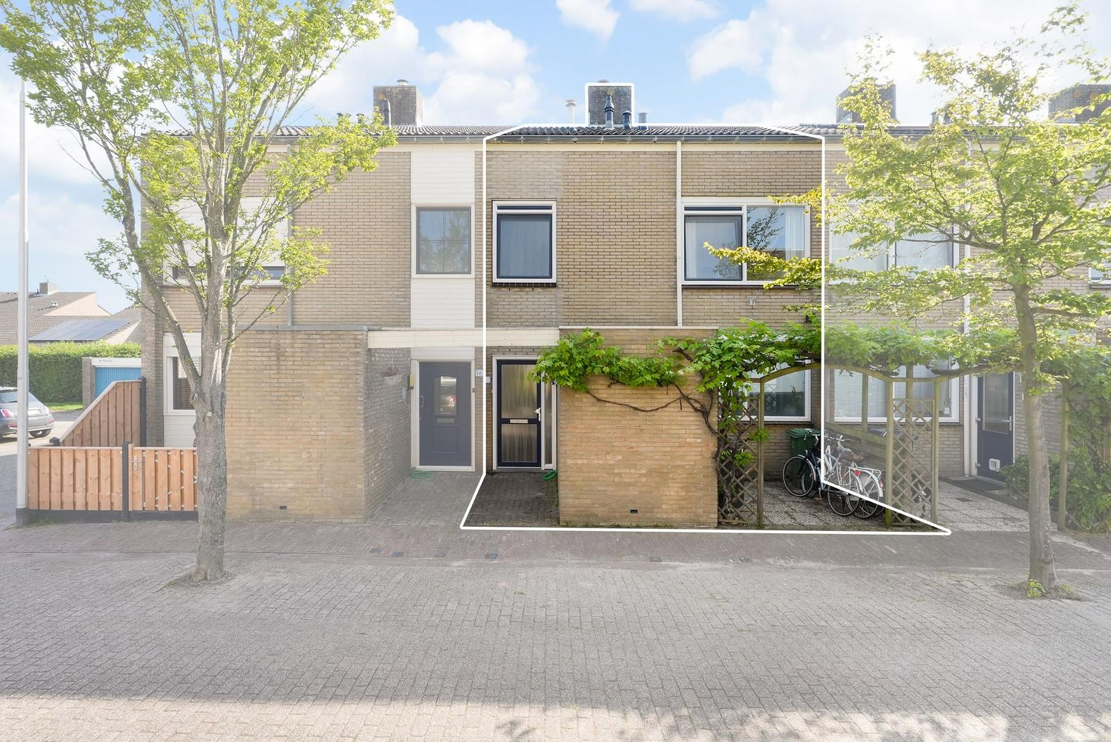 Johannes Postkwartier 14, Middelburg