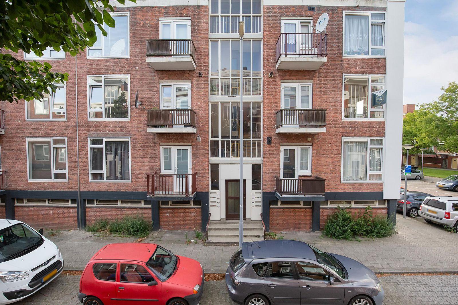 Boeierstraat 13-B, Rotterdam