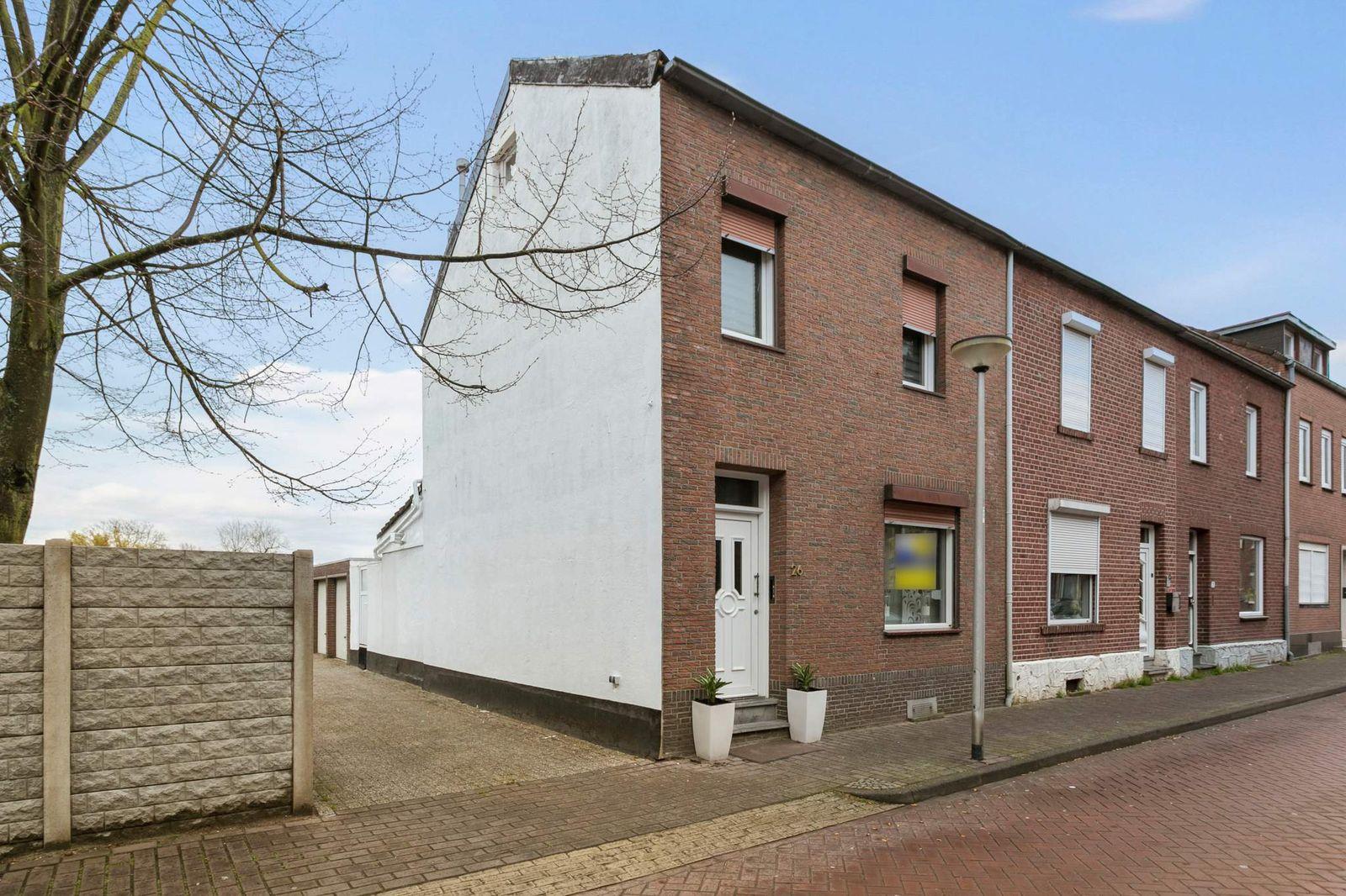 Vroenstraat 26, Kerkrade