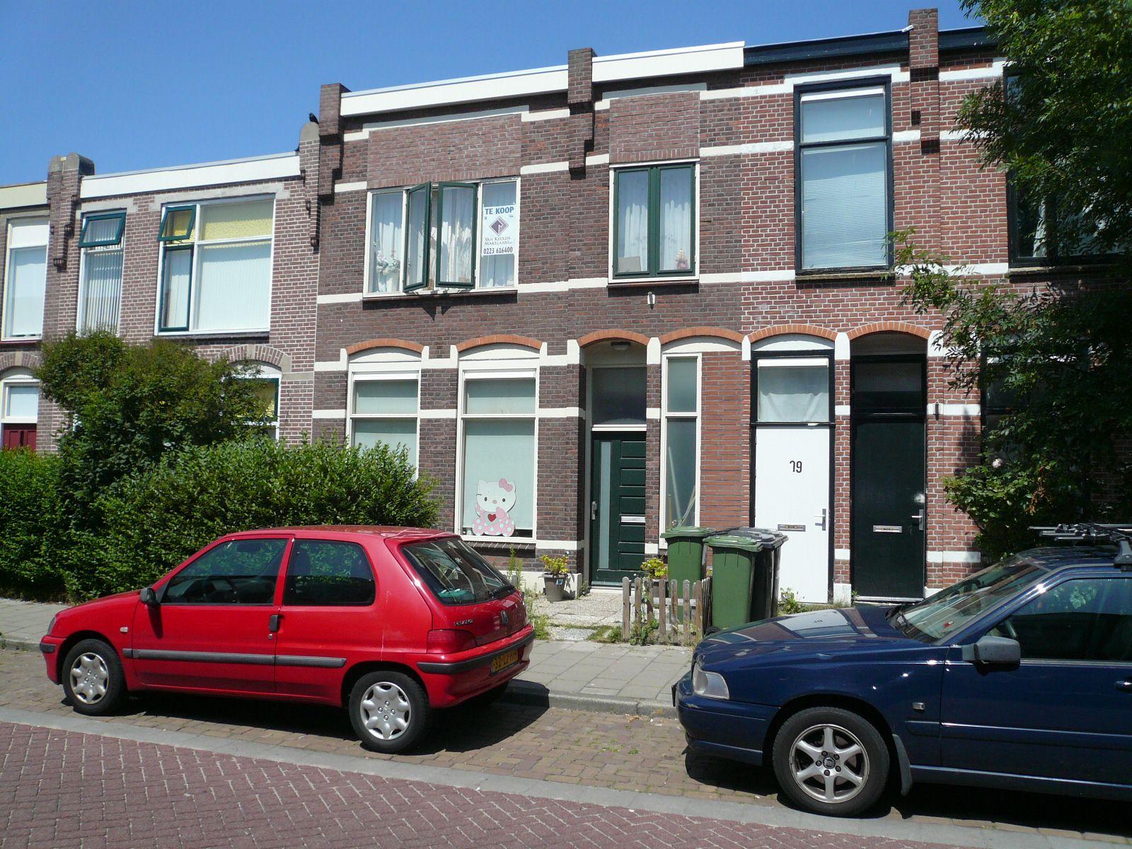 Krugerstraat 75, Den Helder