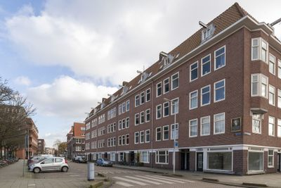 Cabotstraat 23huis, Amsterdam