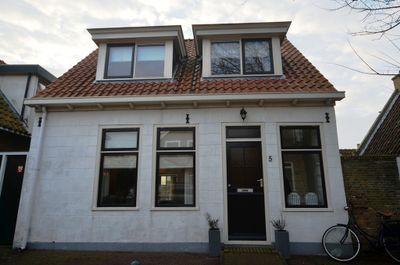 Burgemeester Mentzstraat 5VERKOCHT ov, West-Terschelling