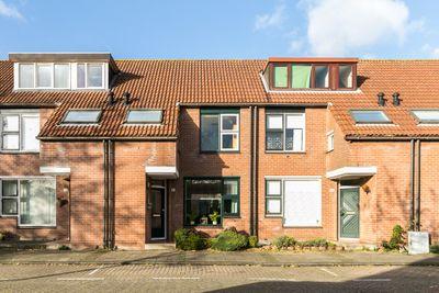 Kurt Weillstraat 91, Rotterdam