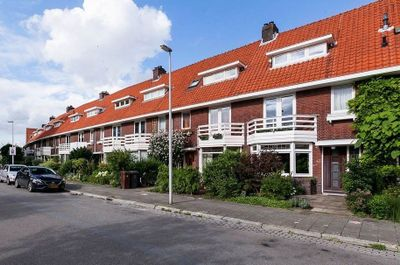 Franz Schubertstraat, Utrecht
