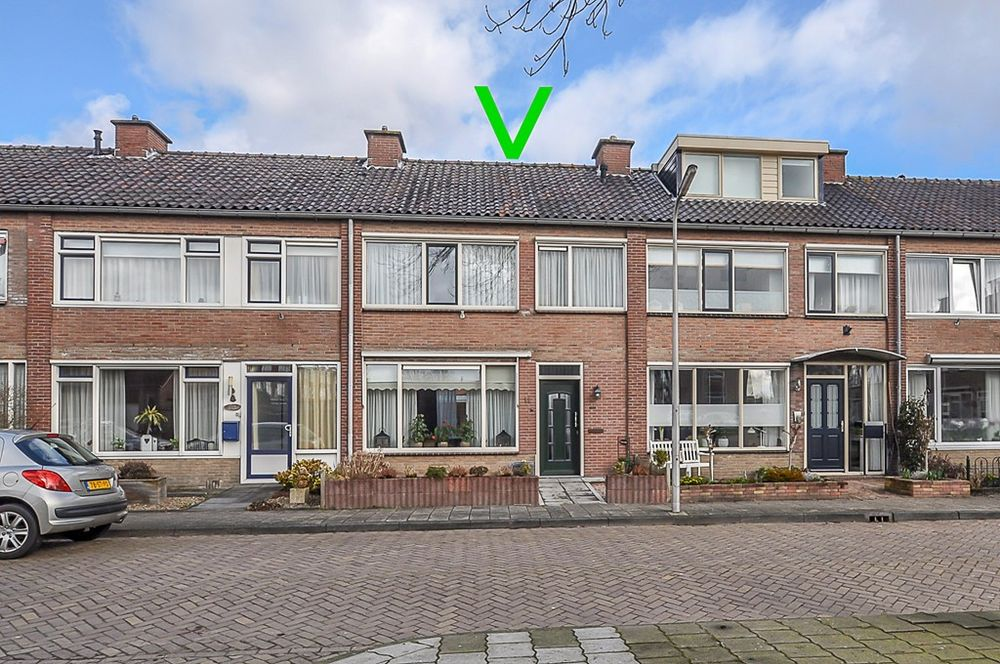 Weigeliastraat 11, Hoogeveen