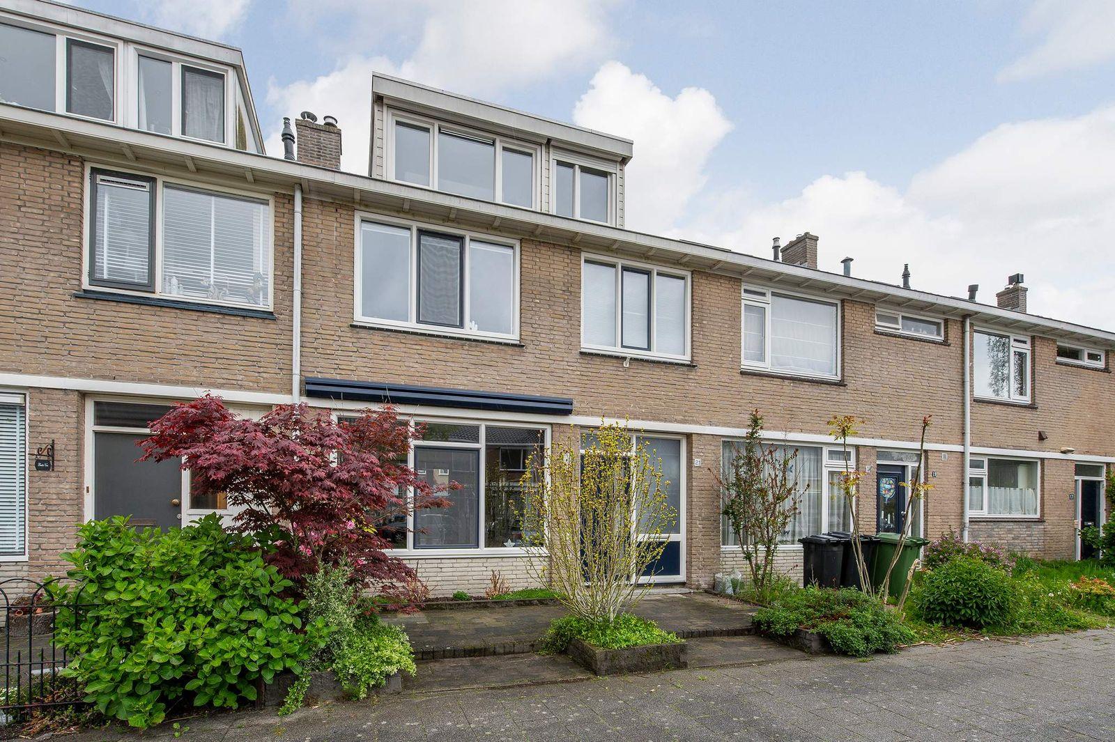 Jan Stuytstraat 21, Rotterdam