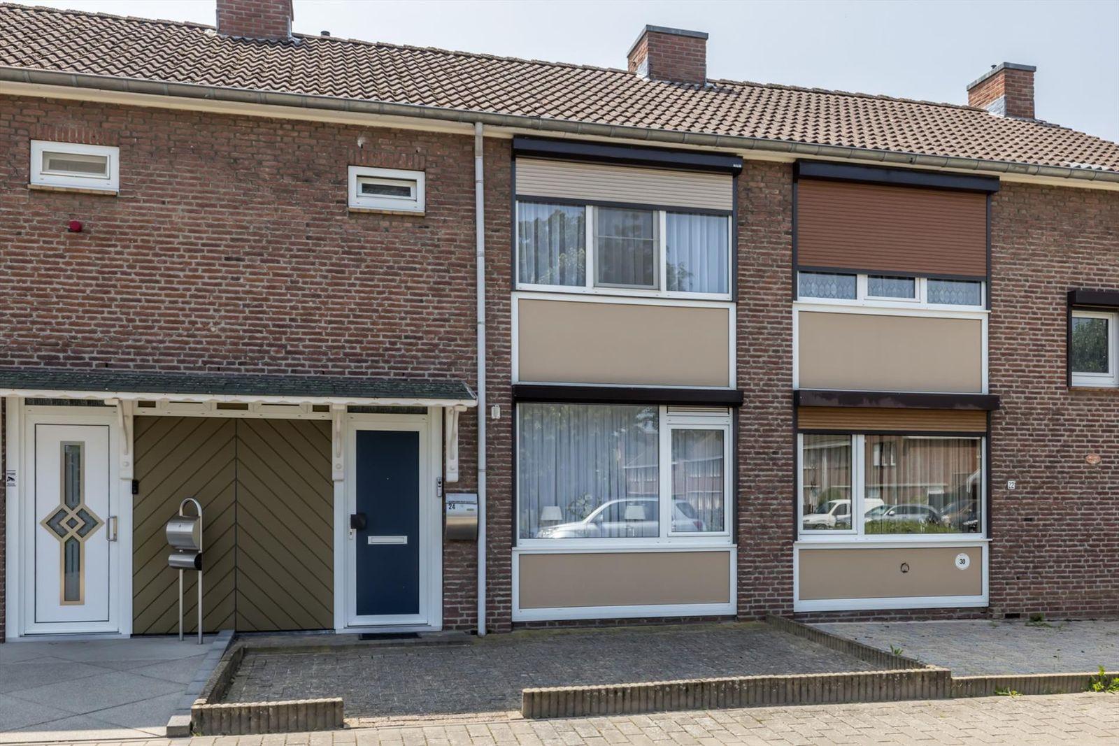 Frisostraat 24, Hoensbroek