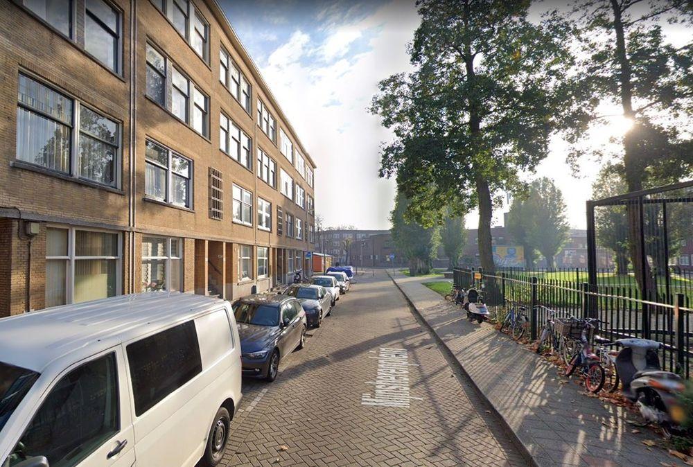 Mijnsherenplein, Rotterdam