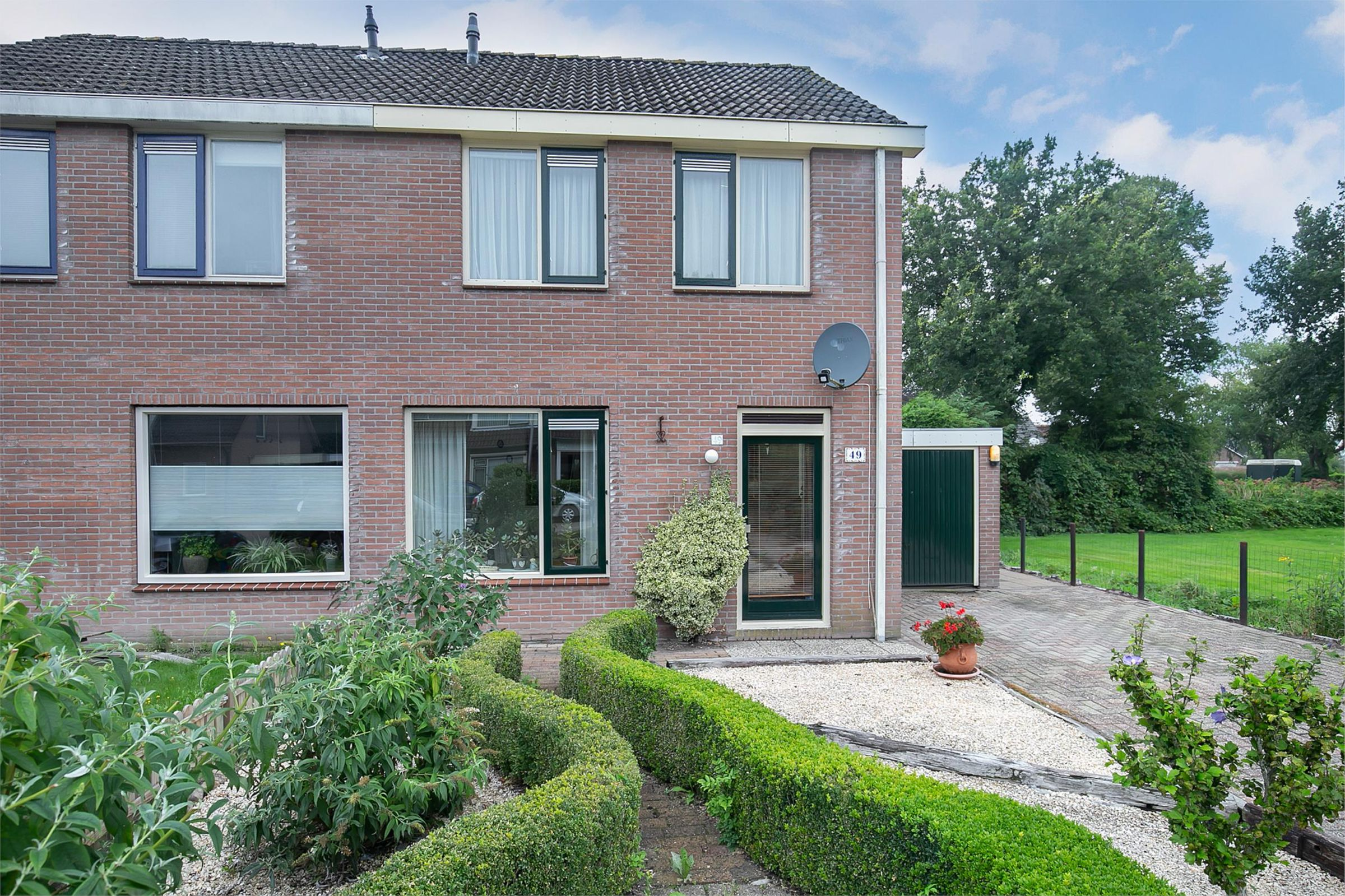 Carry van Bruggenstraat 49, Smilde