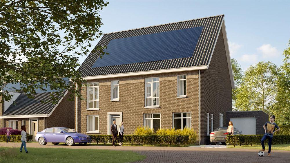 Budget Badkamer Nuenen : Gerwenzo! bouwnummer 37 nieuwbouwwoning in nuenen noord brabant