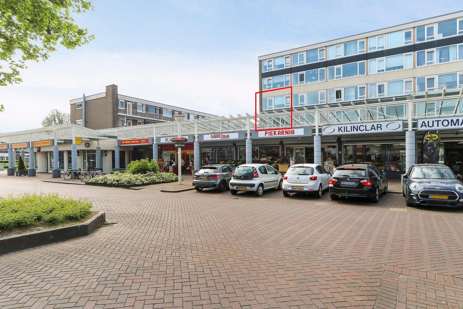 Van Oldenbarneveltplein 94, Dordrecht