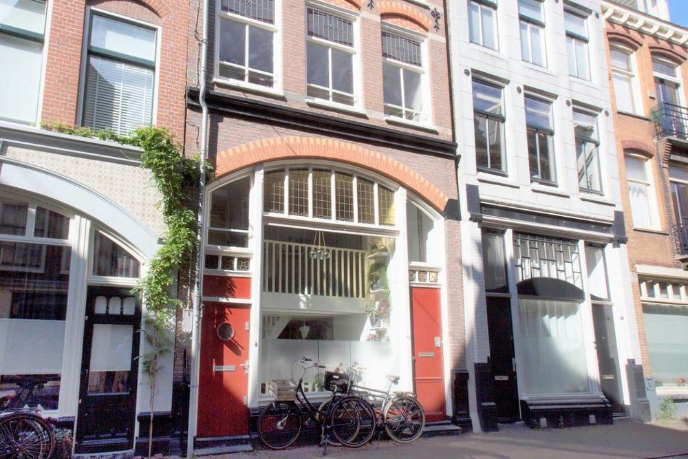 Eerste Tuindwarsstraat, Amsterdam