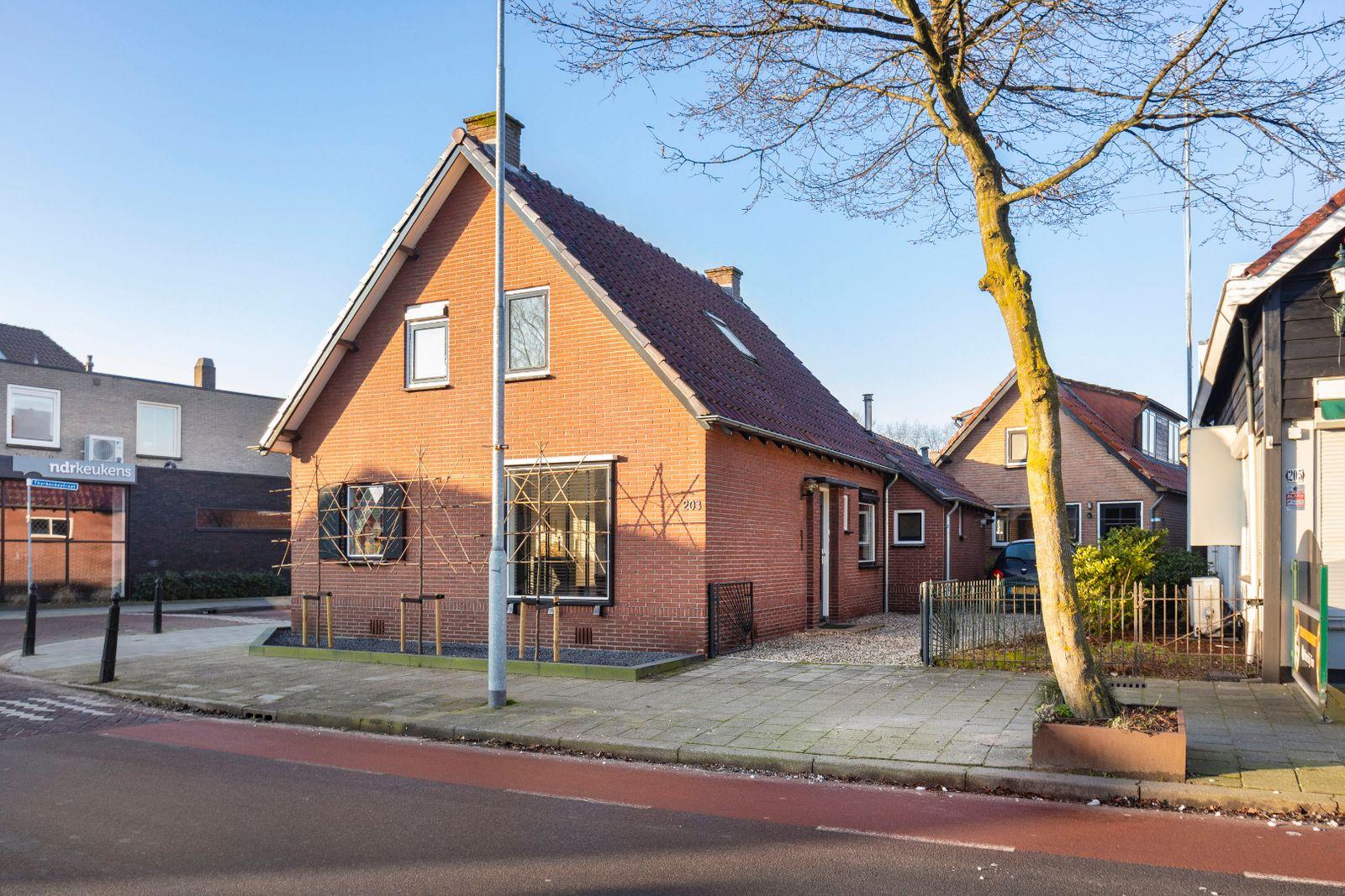 Dorpsstraat 203, Lunteren