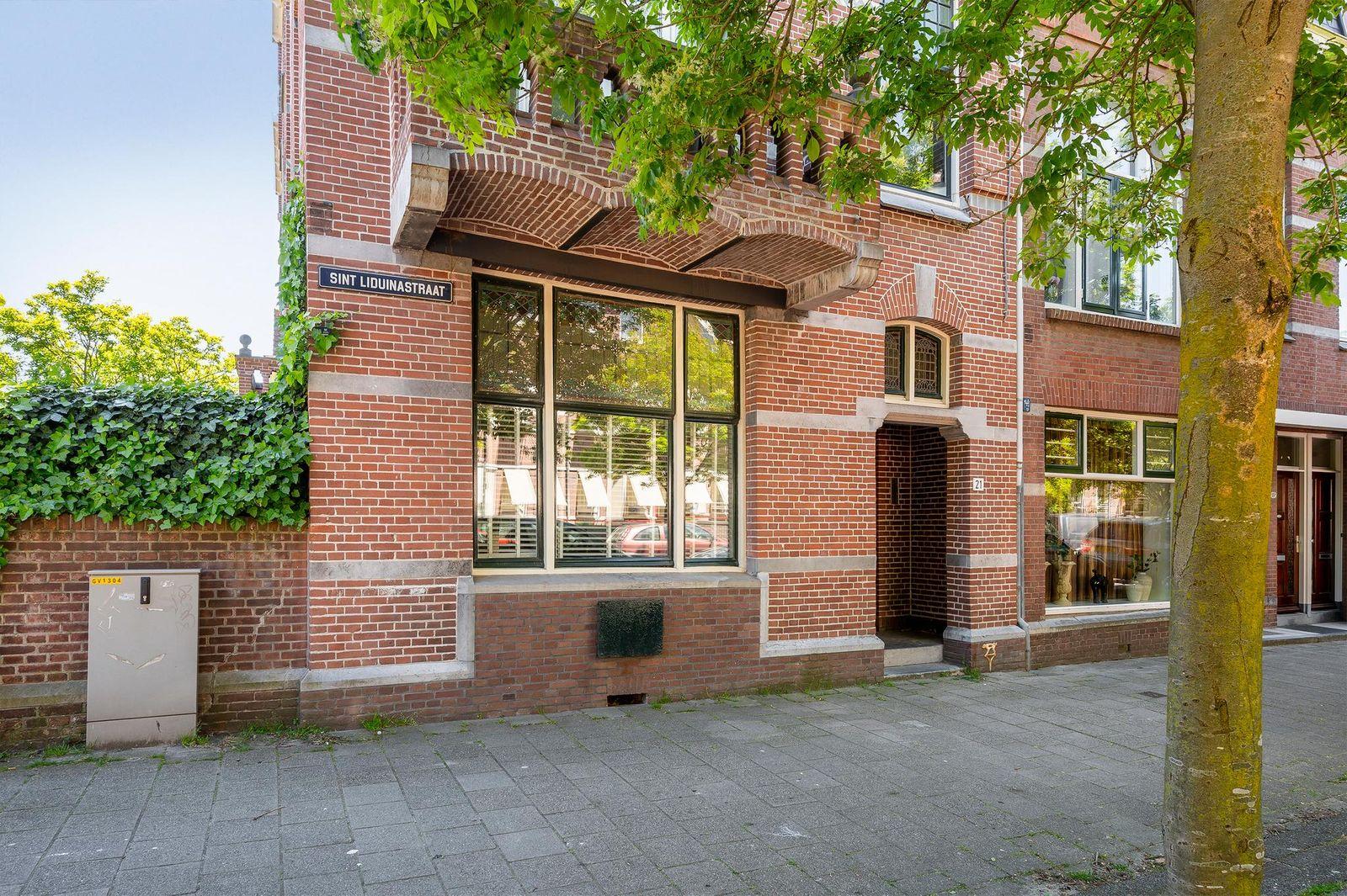 Sint Liduinastraat 21, Schiedam