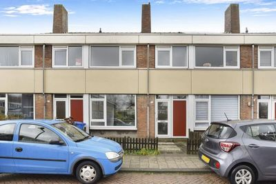 Willem Leevendstraat, Hoogvliet Rotterdam