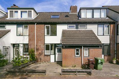 Cabralstraat 21, Leiden