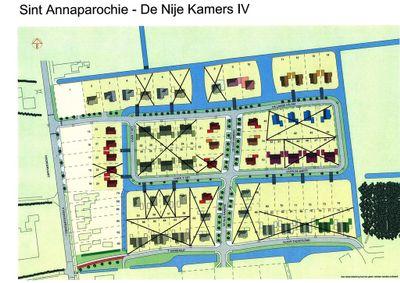 De Nije Kamers 4kavel2, Sint Annaparochie