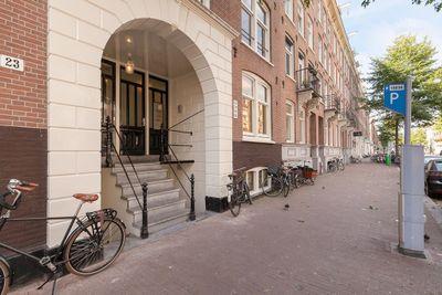 Spaarndammerstraat 25III, Amsterdam