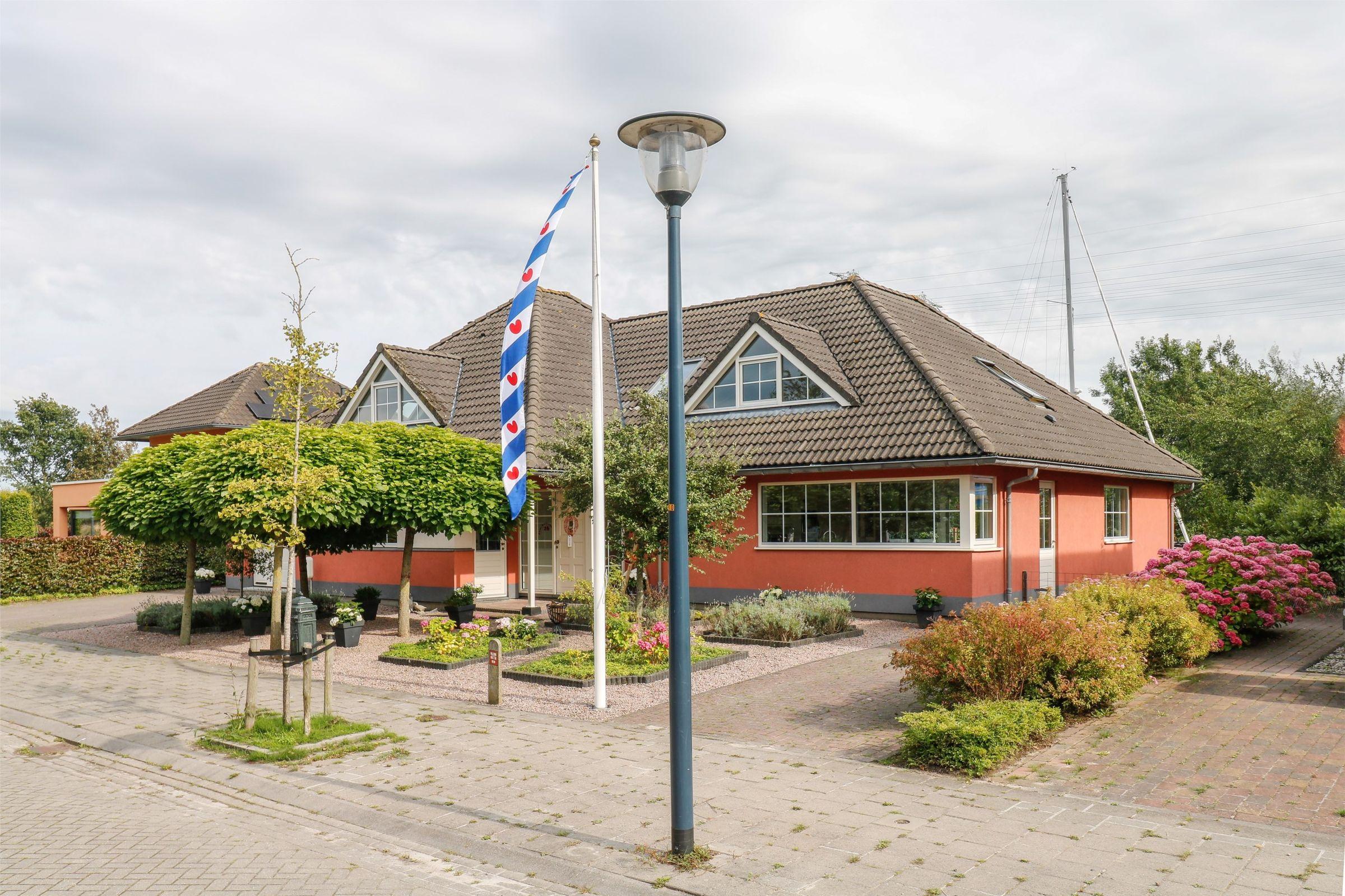 De Tjonger 26, Leeuwarden