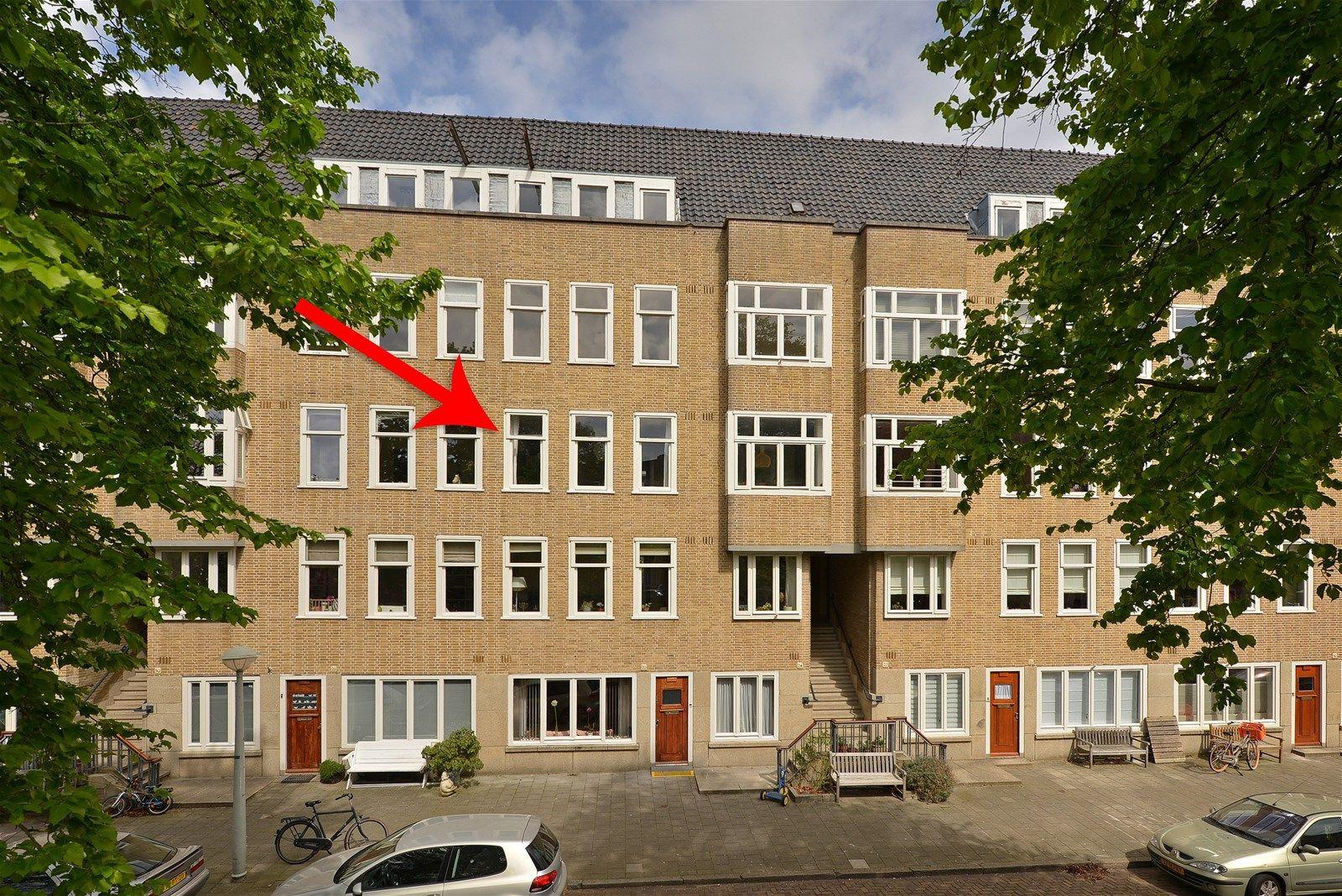 Merwedeplein 24-II, Amsterdam