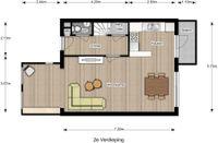 Vergiliushof 51B, Maastricht