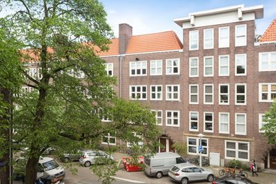 Warmondstraat 185-2, Amsterdam