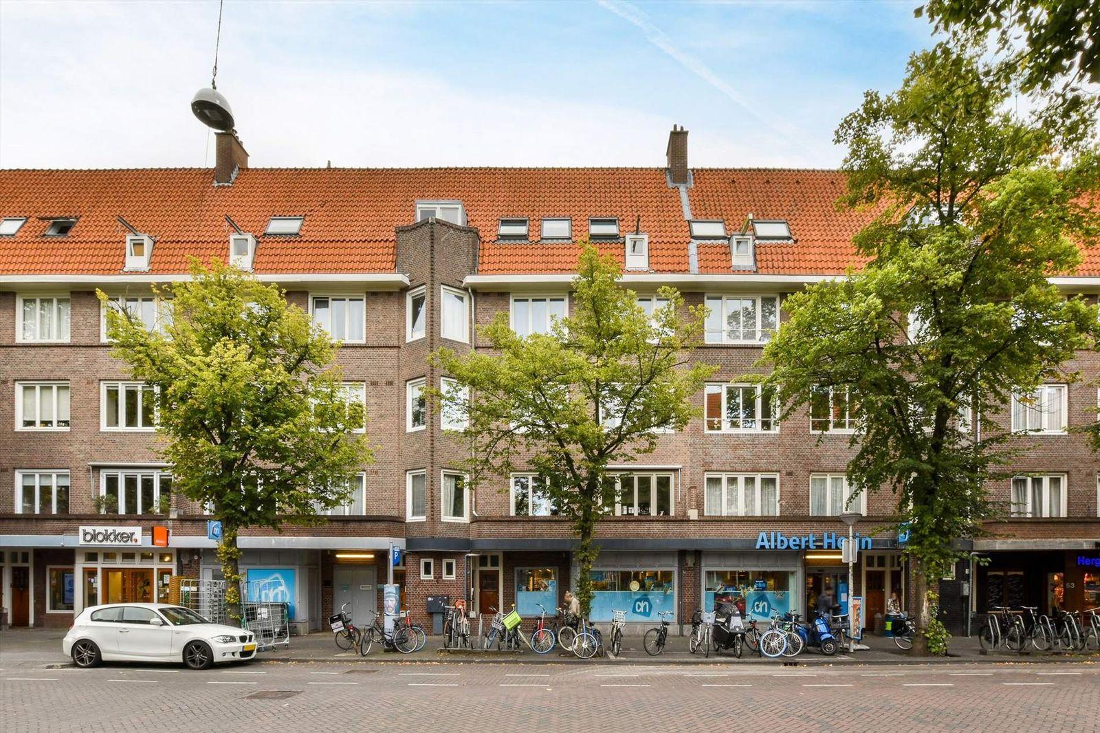Maasstraat 43-4, Amsterdam