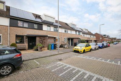 Willem Barentsstraat 13, Hoek van Holland