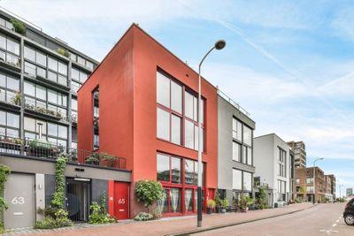 Houthavenkade 65, Amsterdam