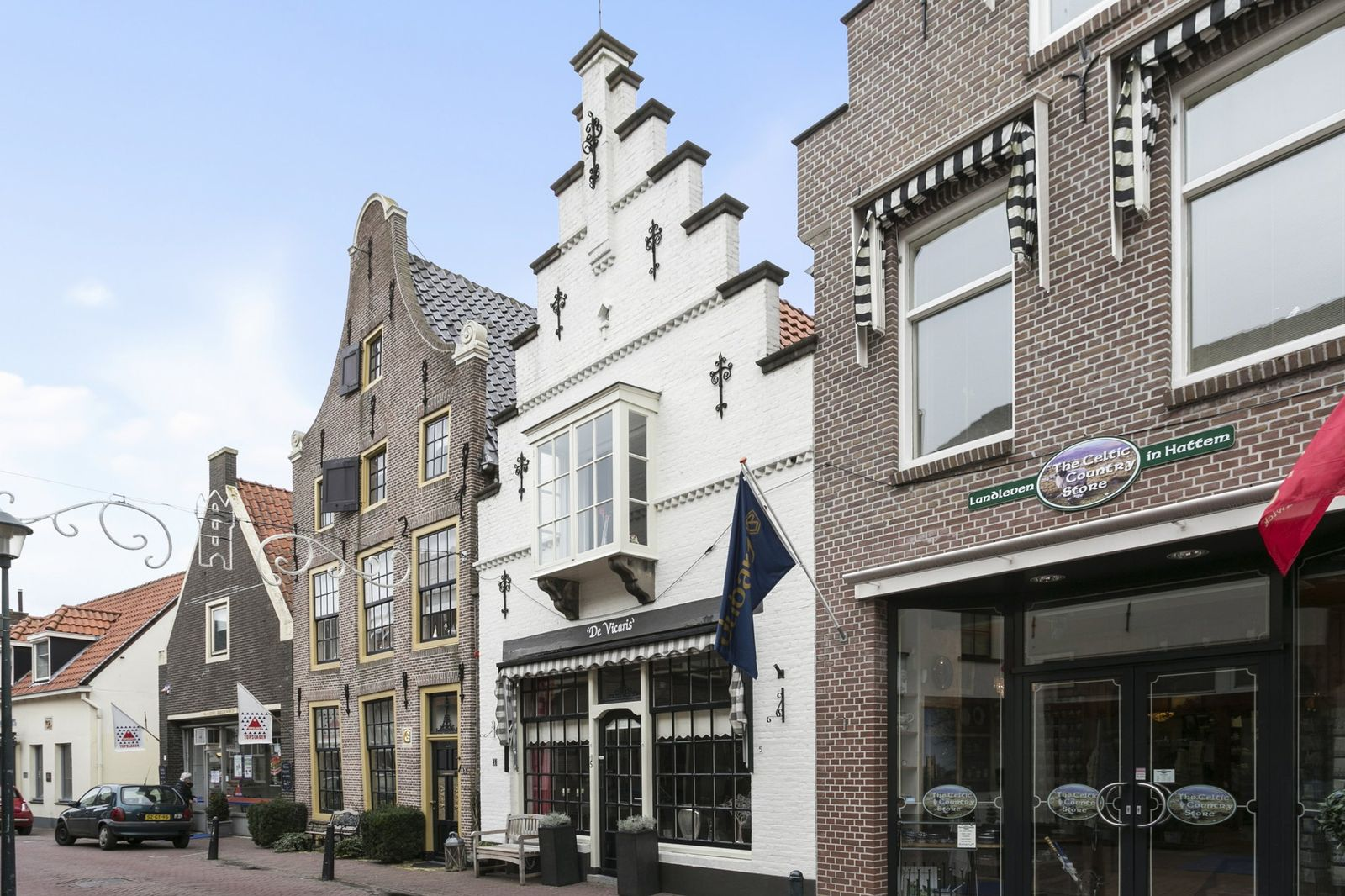 Ridderstraat 5, Hattem