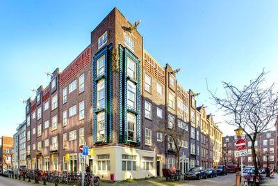 Van Effenstraat 3-1, Amsterdam